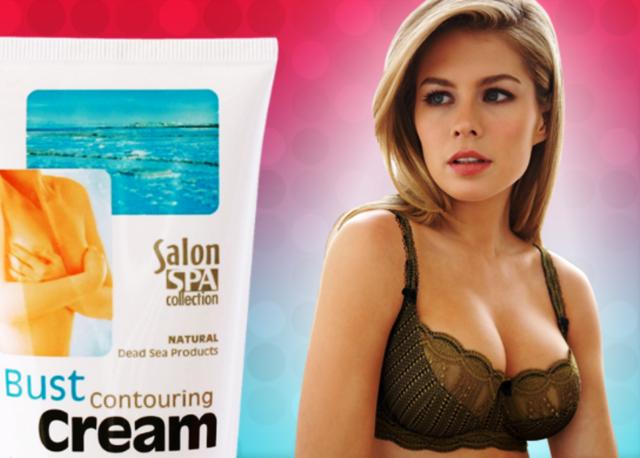 Состав Bust Cream Spa простой, но эффективный