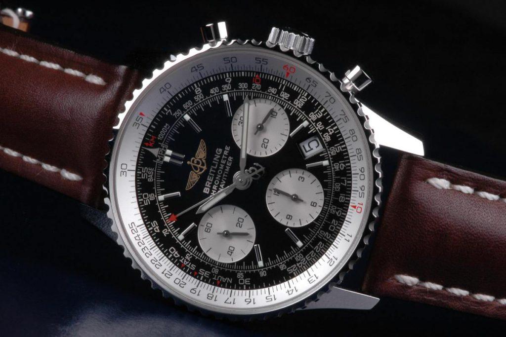 Первая линия часов Breitling была создана в 1884 году