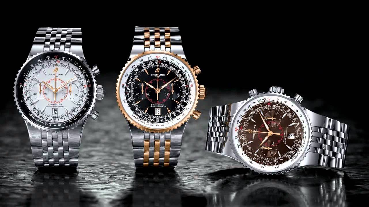 купить часы брайтлинг миллионер