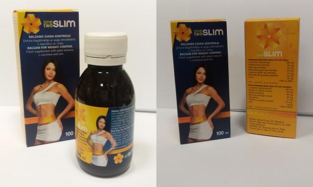 OneTwoSlim стимулирует пищеварительные процессы, блокирует чувство голода, расщепляет жир, выводит токсины
