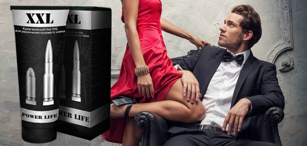 Ежедневно на официальном сайте крем «XXL POWER LIFE» заказывают десятки мужчин и с каждым днем заказов все больше