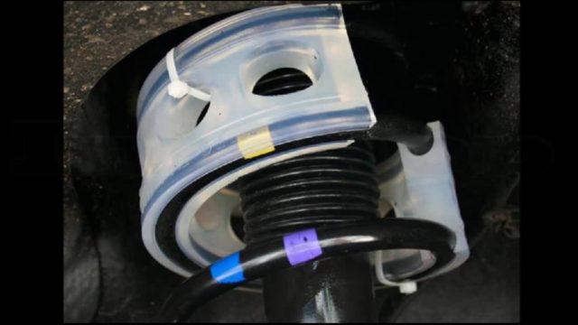 После подбора и установки автобаффера происходит увеличение клиренса, снижается нагрузка на подвеску, повышается комфорт, мягкость