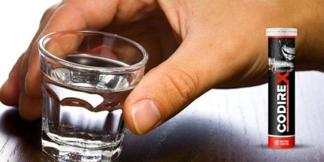 Производитель гарантирует: Codirex за месяц избавит от алкоголизма безопасно и навсегда
