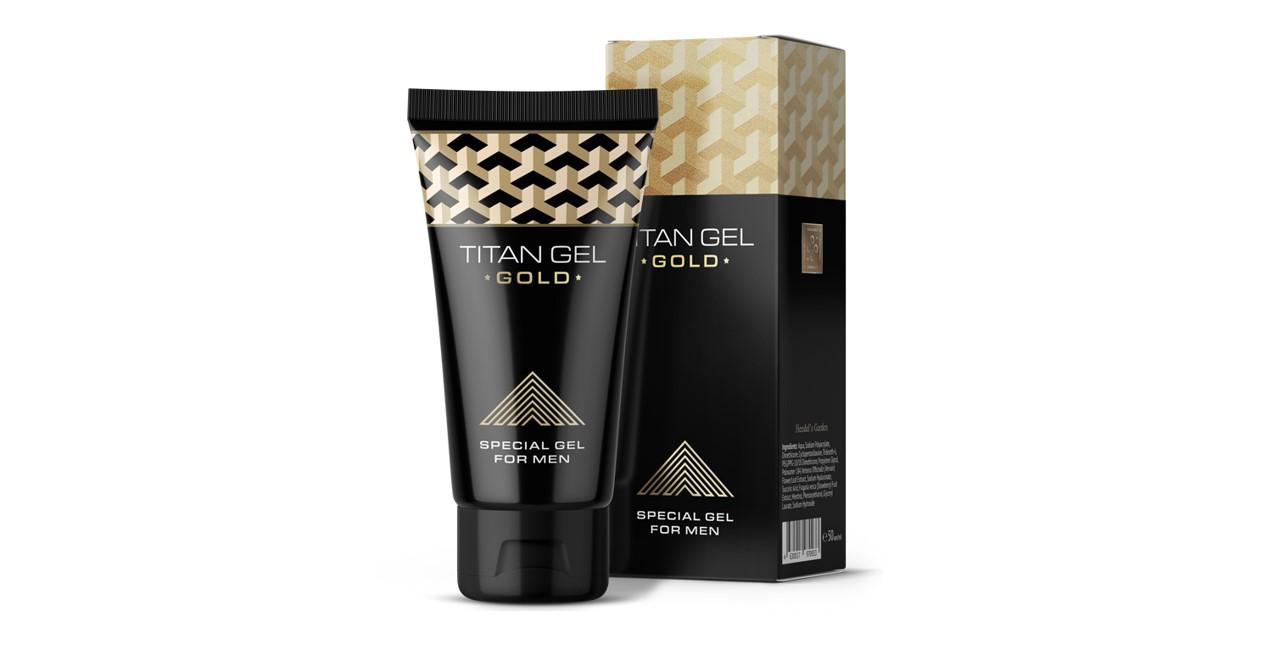 titan gel gold крем для увеличения члена действие состав