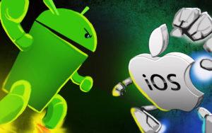 ОС Android или iOS