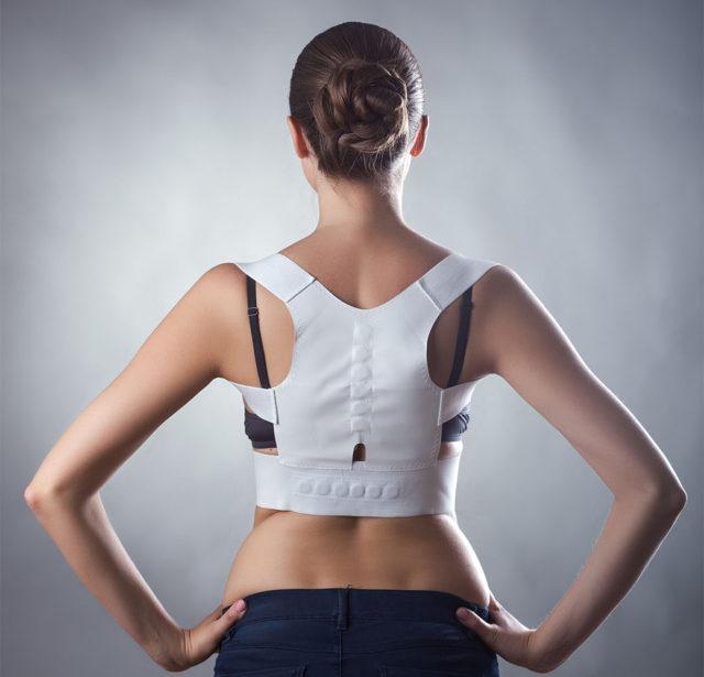 Магнитный корректор осанки Magnetic Posture Support – это отличный способ для того, чтобы быстро исправить осанку