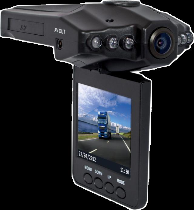 Запуск съемки видео запускается при запуске двигателя (включении зажигания)