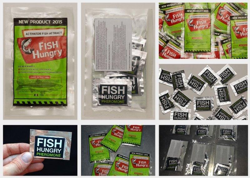 """Применяя активатор клева Fishhungry (""""Голодная рыба"""") можно добиться просто неслыханного везения"""