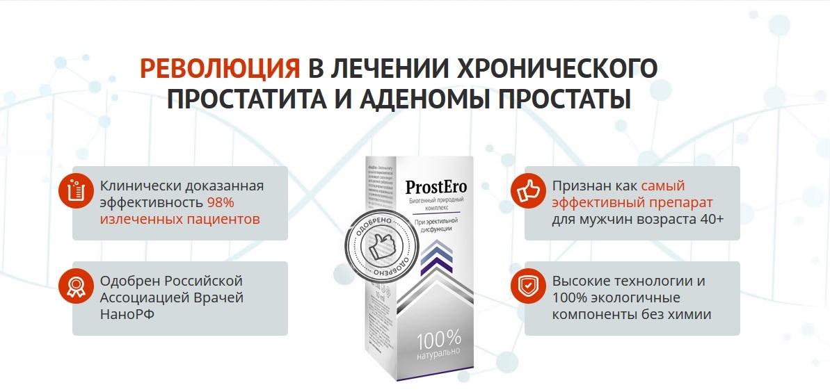 100 излечение от простатита