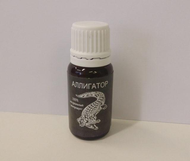 Средство Аллигатор уже через несколько дней приема доказало свою эффективность у 98% испытуемых