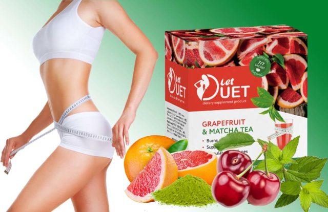 Регулярный прием Let Duet позволяет в короткие сроки ликвидировать не только поверхностный, но и глубинный жир
