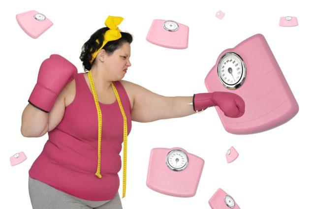 Скорость снижения массы тела зависит также от состояния здоровья и образа жизни